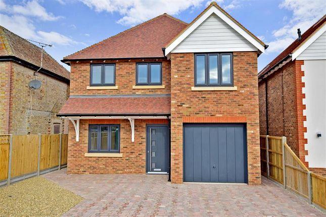 Thumbnail Detached house for sale in Bishopstone Lane, Herne Bay, Kent