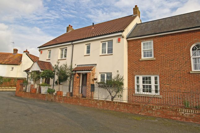 Thumbnail Terraced house for sale in Greenway, Woodbury, Exeter