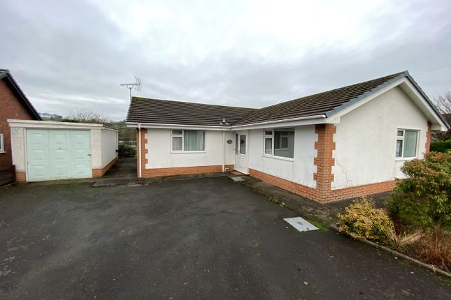 Thumbnail Detached bungalow for sale in Cellan, Lampeter