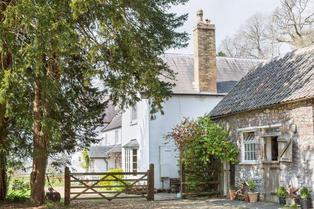 Semi-detached house for sale in Tyntesfield, Wraxall, Bristol