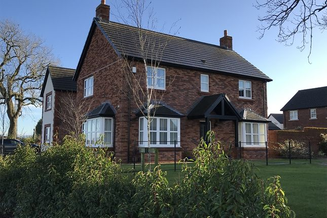 Thumbnail Detached house for sale in Crindledyke Lane, Carlisle