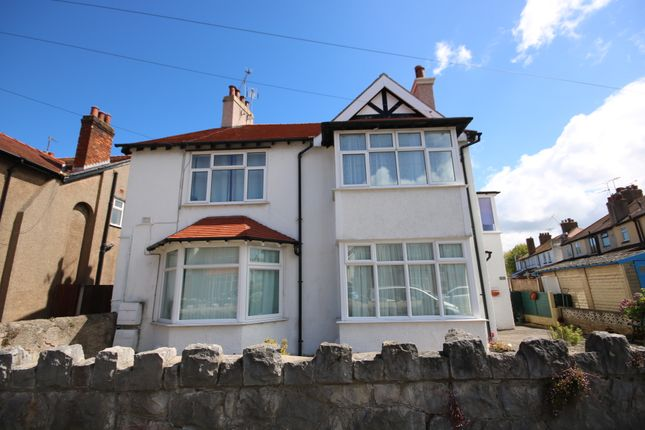 2 bed flat for sale in Colwyn Crescent, Rhos On Sea LL28