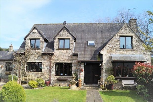 Thumbnail Detached house for sale in Chewton Mendip, Somerset