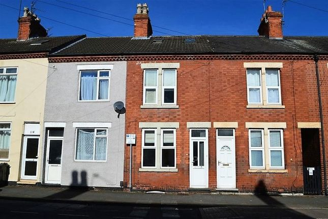 Thumbnail Terraced house to rent in Station Street, Loughborough