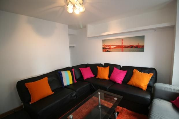 Thumbnail 8 bed terraced house to rent in Davenport Avenue, Withington, Manchester, Greater Manchester