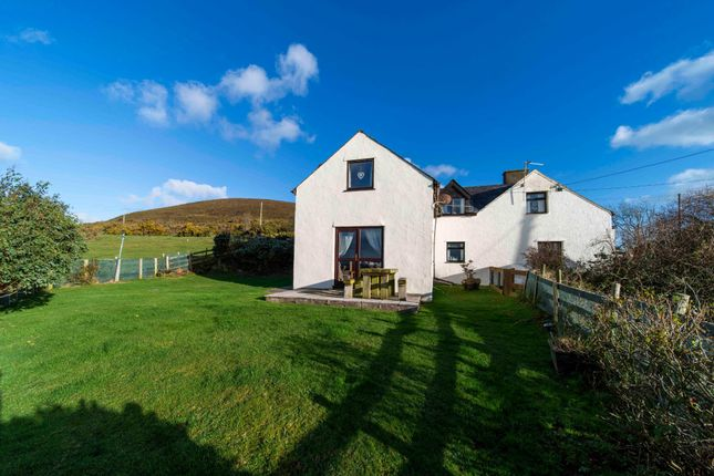 Thumbnail Detached house for sale in Mynytho, Pwllheli