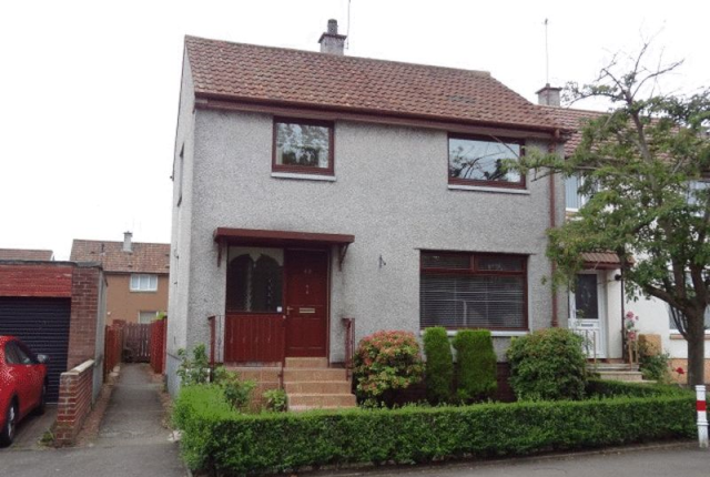 Thumbnail End terrace house to rent in Scott Road, Glenrothes, Fife 1Ae