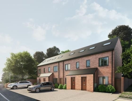 3 bed town house for sale in North Street Place, 116 North Street, Stoke-On-Trent, Staffordshire