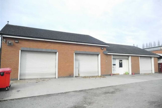 Thumbnail Light industrial to let in Wistaston Road, Crewe, Cheshire