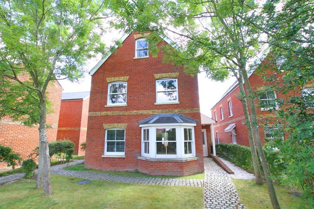 Thumbnail Detached house to rent in Hackington Road, Tyler Hill, Canterbury