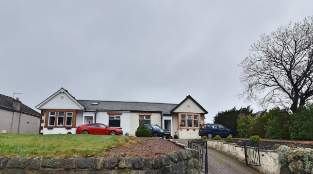 Thumbnail Semi-detached bungalow for sale in 172 Inverkip Road, Greenock