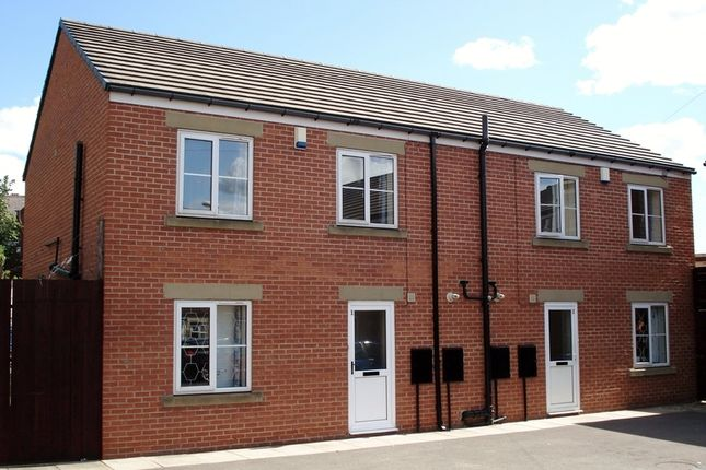 Thumbnail Terraced house to rent in Langton Close, Sunderland