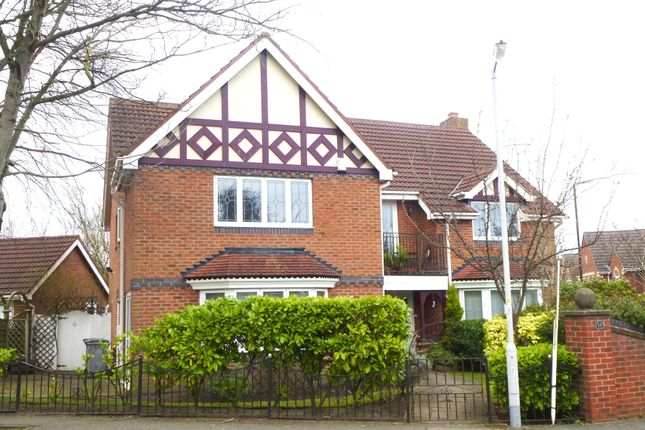 Thumbnail Detached house for sale in Grammar School Lane, West Kirby, Wirral