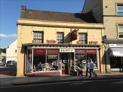 Thumbnail Commercial property for sale in 7 Silver Street, Trowbridge, Wiltshire