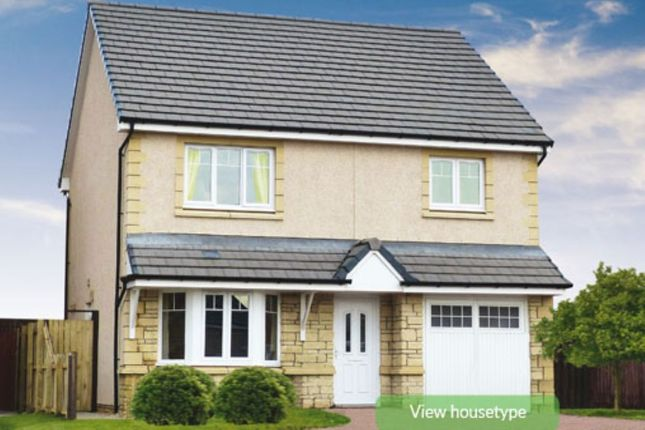 Thumbnail Detached house for sale in Carnock Road, Dunfermline