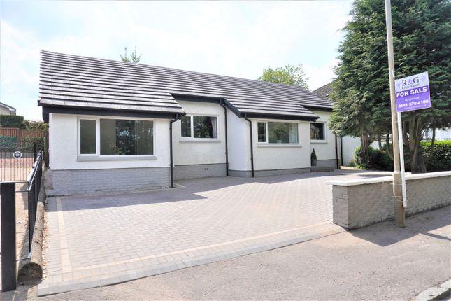 Thumbnail Detached bungalow for sale in Kilsyth Road, Kirkintilloch, Glasgow