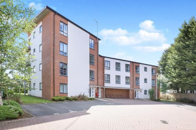 Thumbnail Flat for sale in Europa Gardens, Akron Gate, Wolverhampton, West Midlands