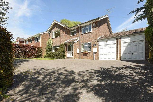 Thumbnail Detached house for sale in Manor Lane, Baydon, Marlborough