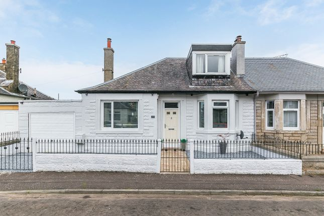 Thumbnail Semi-detached bungalow for sale in Newhailes Crescent, Musselburgh