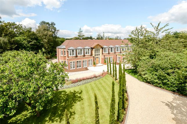 6 bed detached house for sale in Fulmer Common Road, Fulmer/Iver, Buckinghamshire SL0
