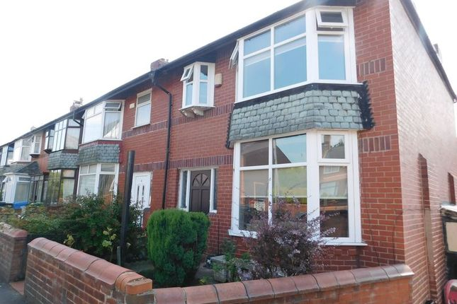 Thumbnail End terrace house for sale in Miller Road, Oldham