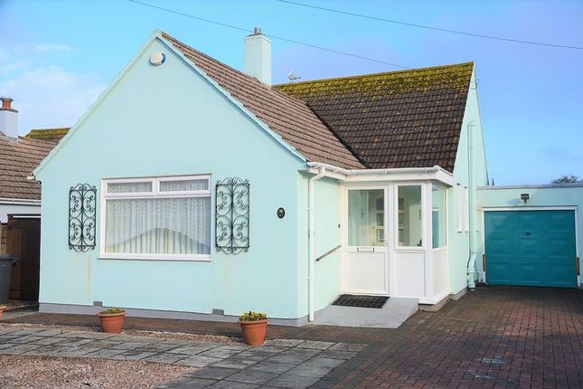 Thumbnail Bungalow for sale in Penpethy Road, Brixham
