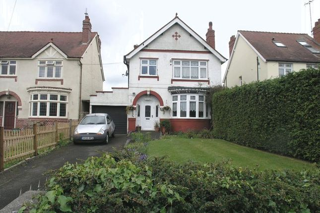 Thumbnail Detached house for sale in Enville Road, Kinver, Stourbridge