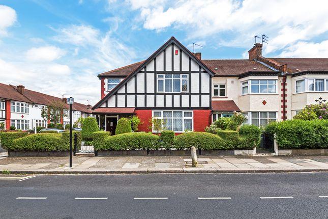 Thumbnail End terrace house for sale in Wilmot Road, Downhills Park, London
