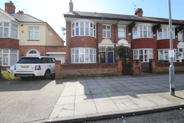 Thumbnail Flat to rent in Kirby Road, Portsmouth