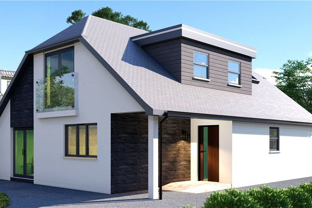 Thumbnail Bungalow for sale in West Parley, Ferndown, Dorset