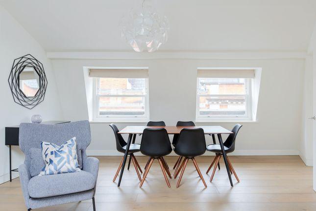 Thumbnail Duplex to rent in Marylebone Lane, London