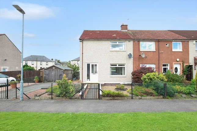 Thumbnail End terrace house for sale in Posthill, Sauchie, Alloa