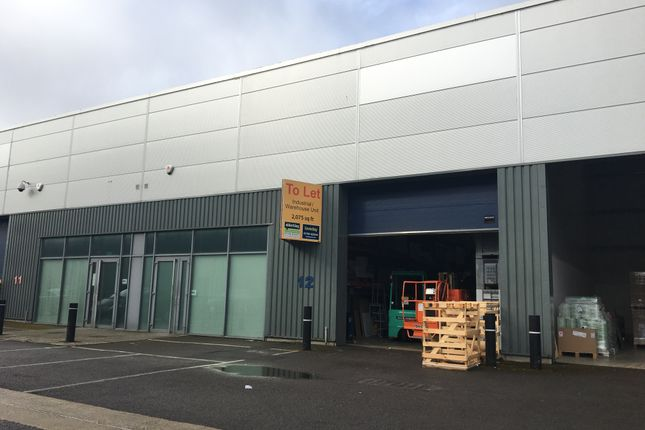 Thumbnail Industrial to let in Unit 12, Avro Gate, South Marston Park, Swindon
