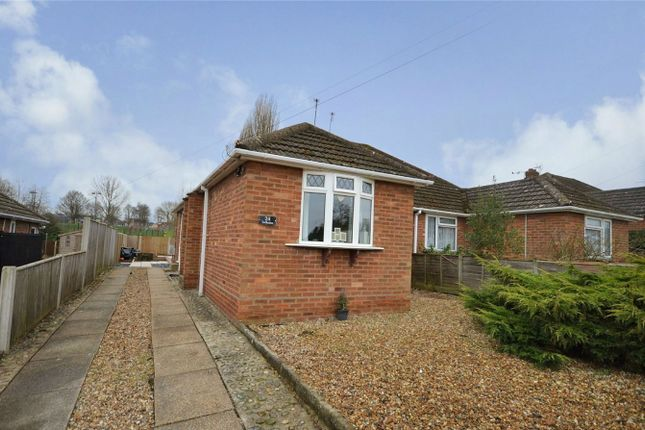 2 bed semi-detached bungalow for sale in Tollhouse Road, Norwich
