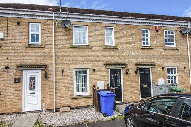 Thumbnail Terraced house to rent in Chase Mews, Chase Farm, Blyth