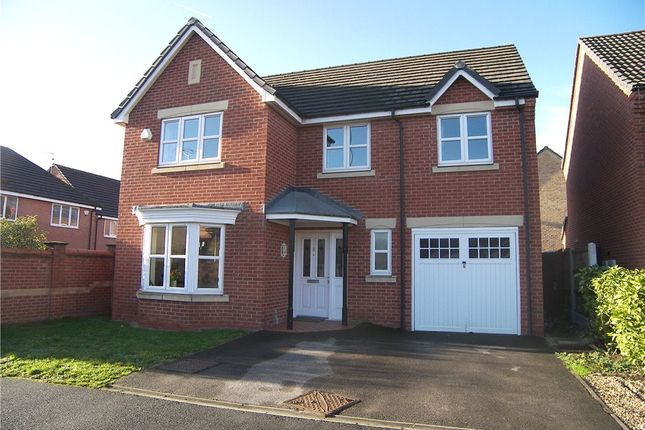 Thumbnail 4 bed detached house to rent in Drummond Way, Chellaston, Derby