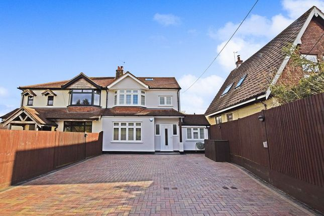 Thumbnail Semi-detached house to rent in Cudham Lane North, Orpington