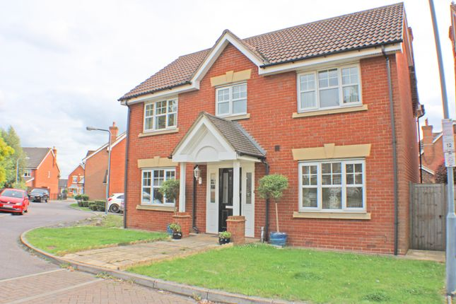 Thumbnail Detached house for sale in Hoverton Way, Chigwell
