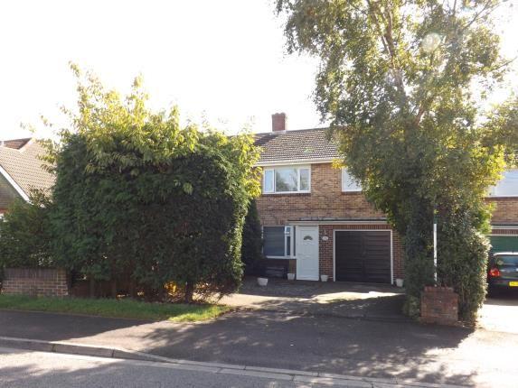 Thumbnail Semi-detached house for sale in Locks Heath, Southampton, Hampshire