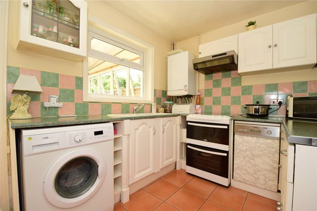 Kitchen of St Lukes Close, Swanley, Kent BR8