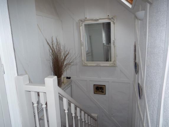 Staircase of Great Massingham, King's Lynn, Norfolk PE32