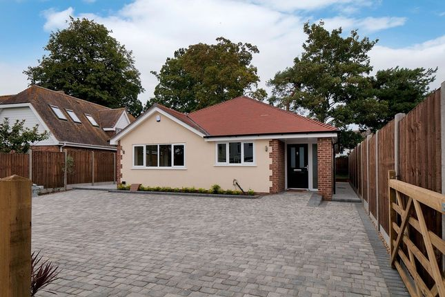 Thumbnail Bungalow for sale in Larkfield Close, Larkfield, Aylesford