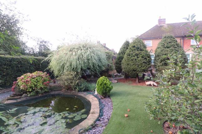 Rear Gardens of Tylers Close, Godstone, Surrey RH9