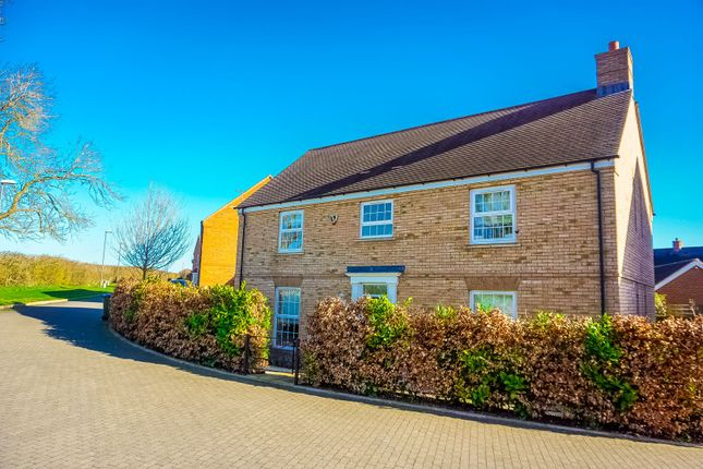 Thumbnail Detached house for sale in Hill Radnor, Buckingham