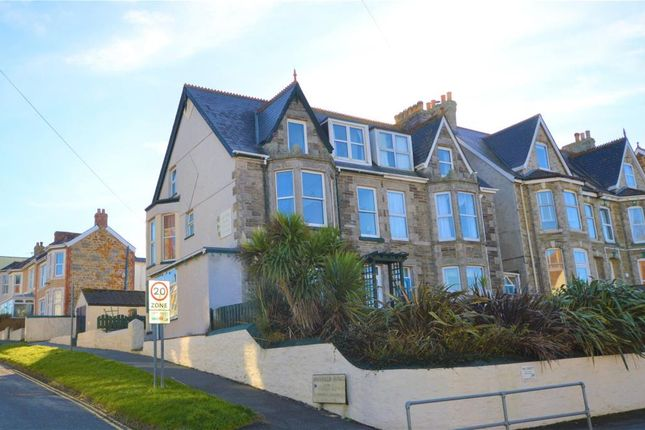 Thumbnail Semi-detached house for sale in Mount Wise, Newquay
