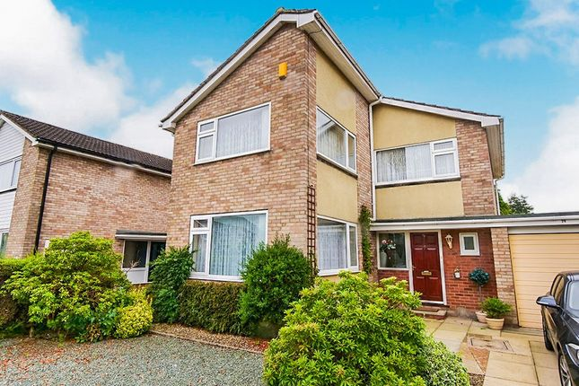Thumbnail Detached house for sale in Oaken Grove, Haxby, York