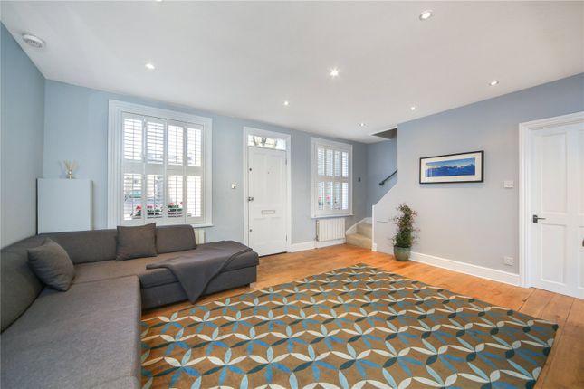 Thumbnail End terrace house for sale in Brayfield Terrace, London
