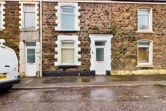 Thumbnail Terraced house to rent in Clayton Street, Landore, Swansea