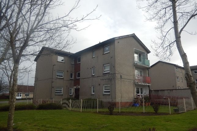 Thumbnail Flat to rent in Rockburn Crescent, Bellshill, North Lanarkshire