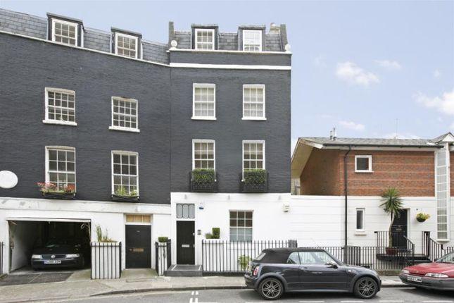 Thumbnail End terrace house for sale in Ashmill Street, Marylebone, London